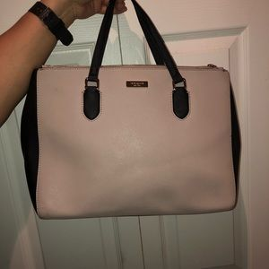 Nude/Pinkish Kate Spade Bag